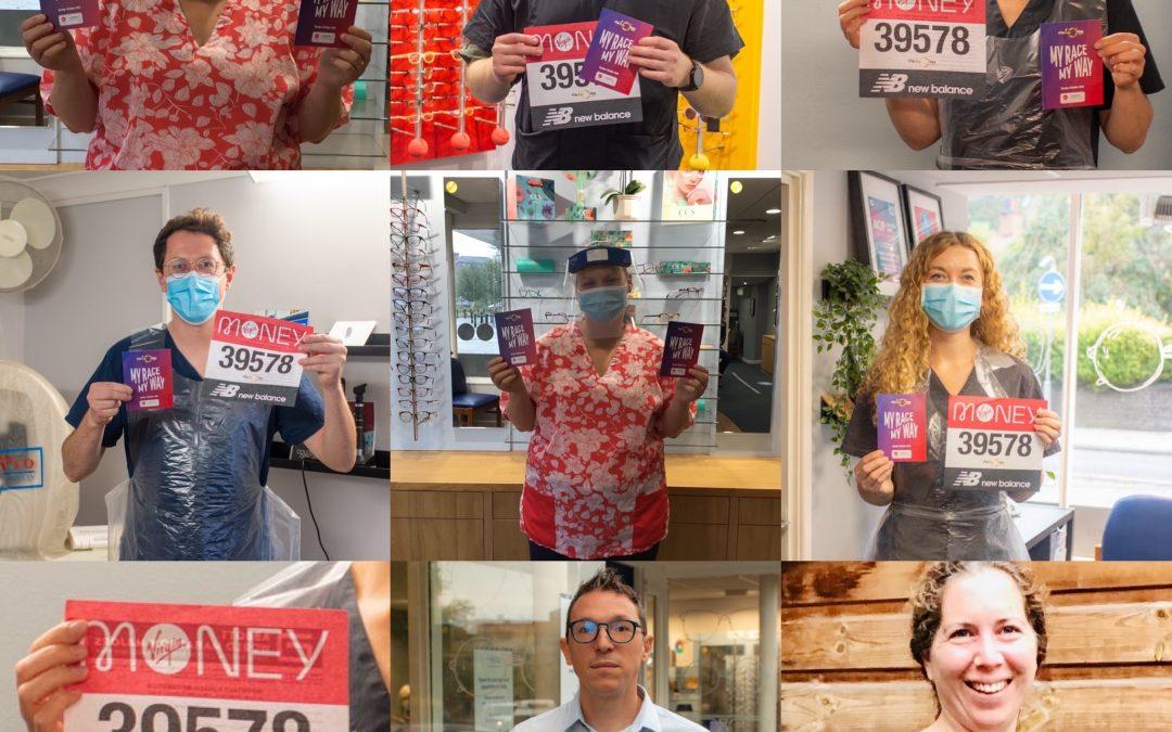 Virtual London Marathon #MyRaceMyWay